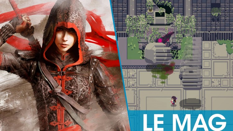 Le Mag : AC Chronicles & Titan Souls