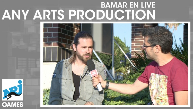Bamar en live - Any Arts Production