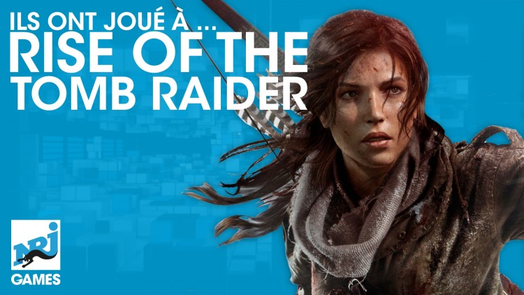 jeu video rise of the tomb raider
