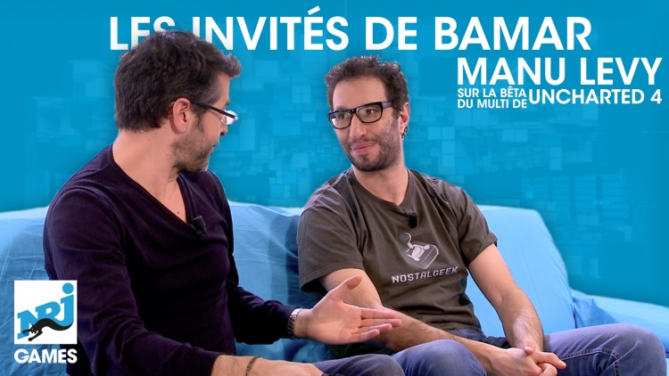 les invité de bamar uncharted 4 : le multi