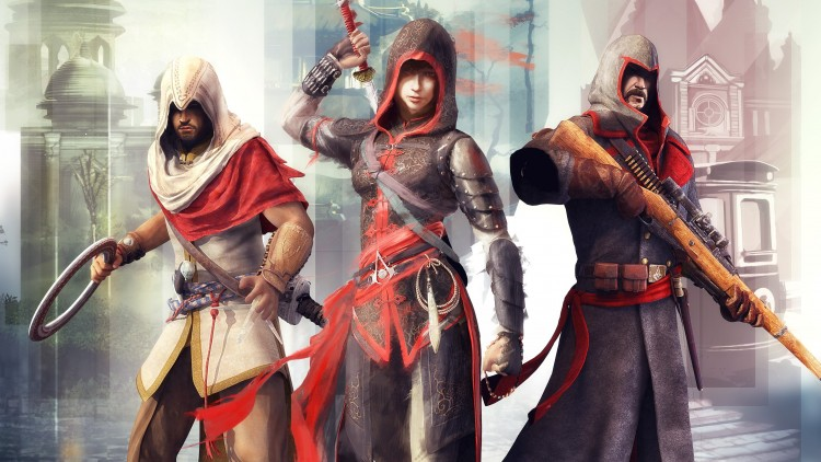 Assassin's Creed Chronicles - jeu vidéo