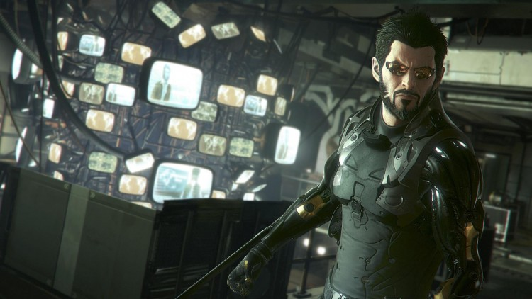 jeux video deus ex mankind divided