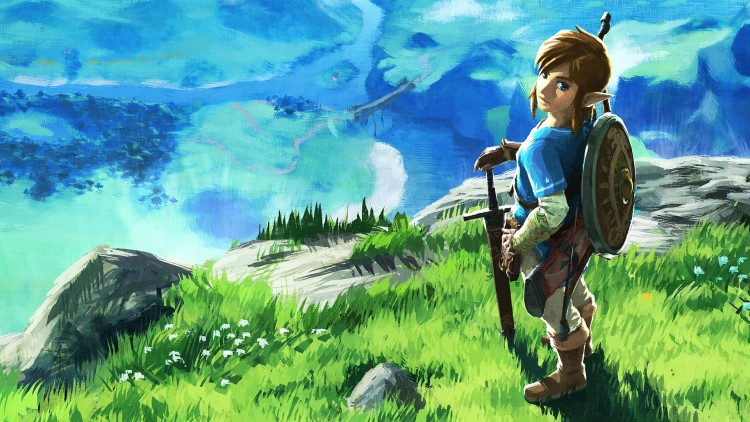 Breath of the Wild - jeu vidéo