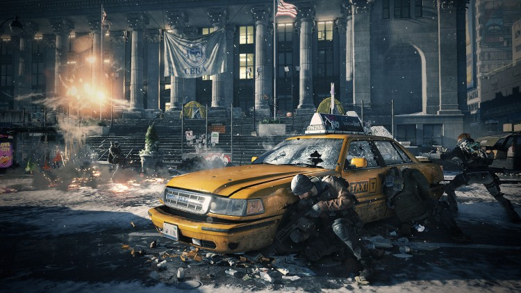 jeux video the division
