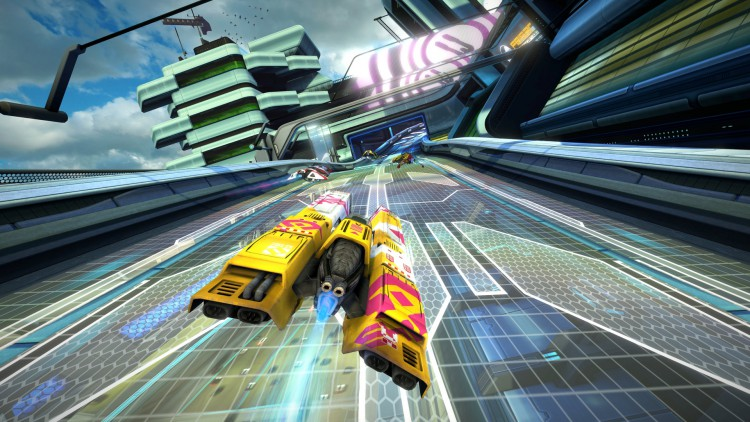 jeux video wipeout omega collection