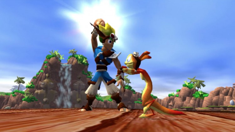 jeux video jak and daxter
