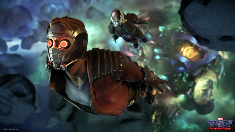 Marvel's Guardians of the Galaxy - jeu vidéo