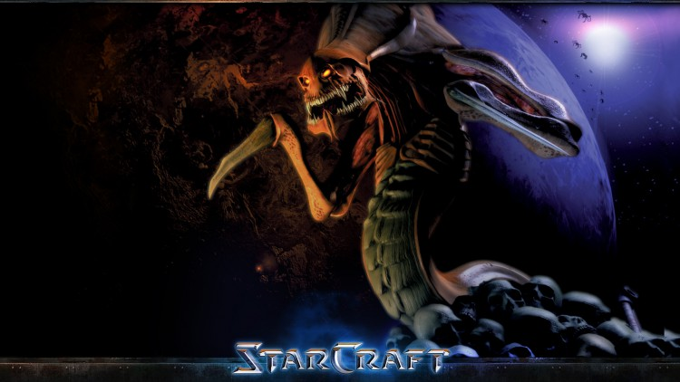 Jeux vidéo StarCraft Anthology version 1.8