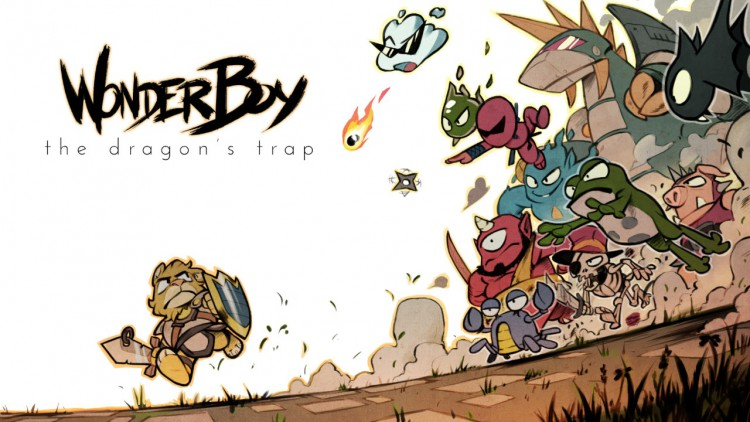 Wonder Boy The Dragon's Trap - jeu vidéo