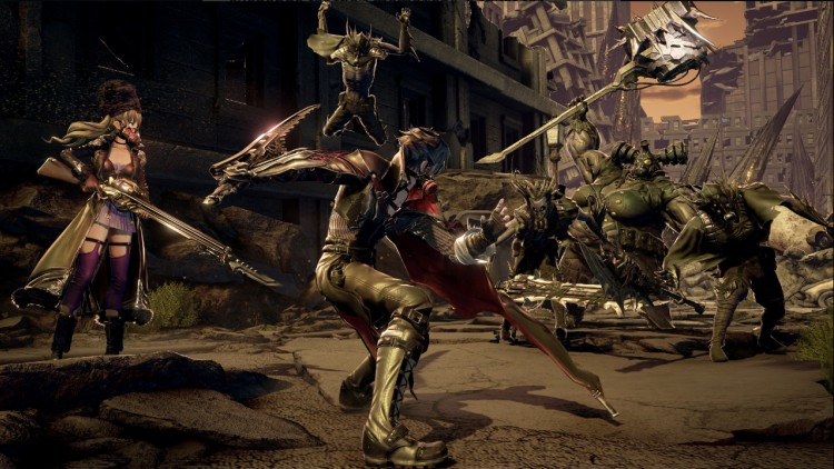 Jeux video Code Vein RPG