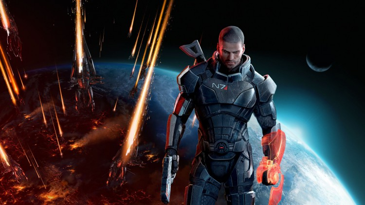 Mass Effect Saga video