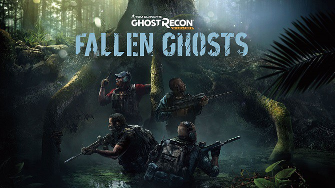 jeux video ghost recon wildlands