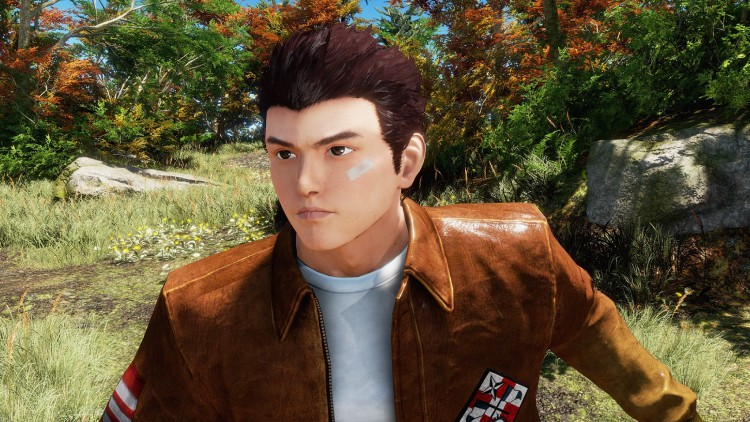 jeux video shenmue 3
