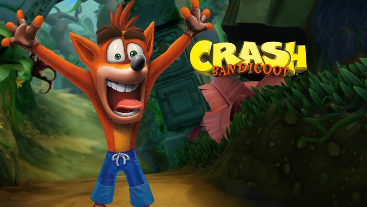 jeux video crash bandicoot