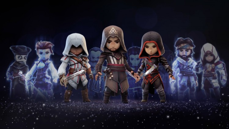 jeux video assassin's creed rebellion