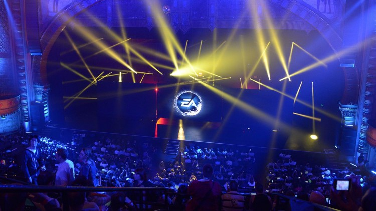 Conference EA Gamescom 2017