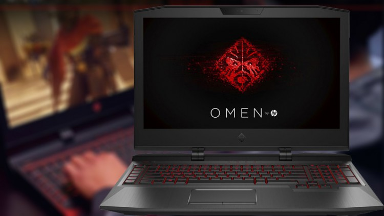 PC portable Omen X HP