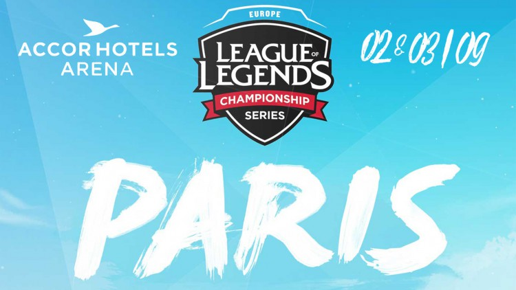 LCS EU Finales - League of Legends