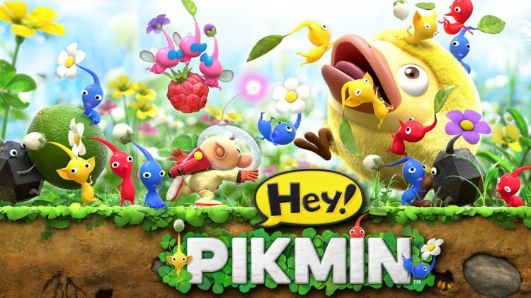 test hey pikmin 3ds