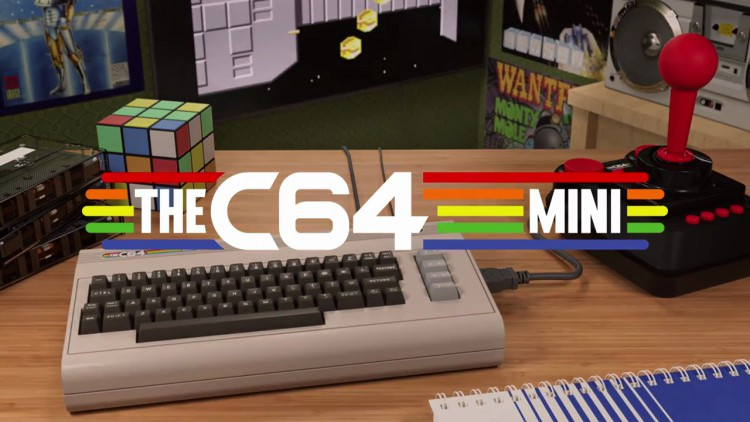 C64 mini Commodore