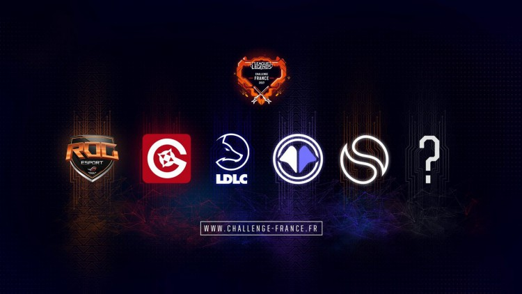 League of Legends - Challenge France 2017 Gentside Qualifié