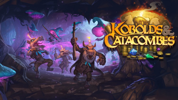 Hearthstone : Kobolds et Catacombes