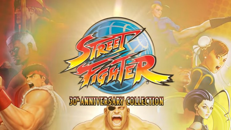 Street Fighter 30 anniv compil