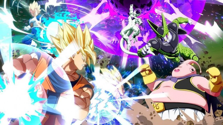 Dragon Ball FighterZ beta dates persos config PC