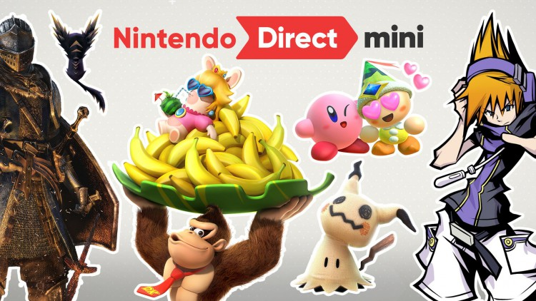 Nintendo Direct Mini 11 janvier 2018