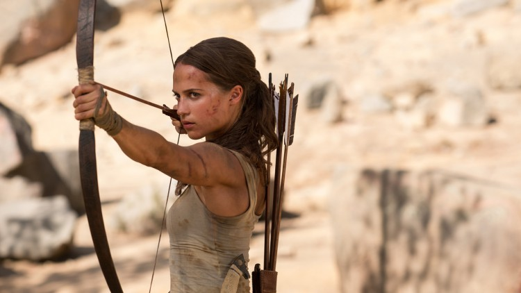 Tomb Raider Film jeu officiel