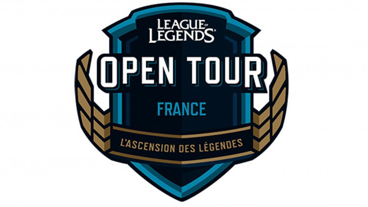 League Of Legends Open Tour 2018