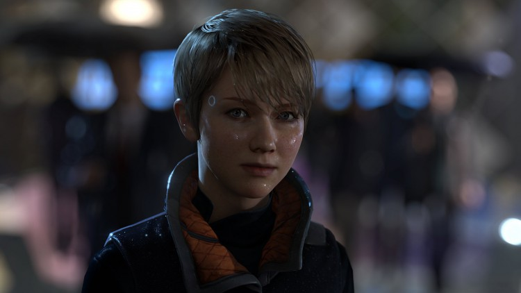 Detroit Become Human mai 2018 sortie PS4 Quantic Dream
