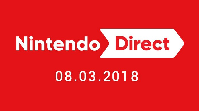 nintendo direct 8 mars 2018 switch 3ds