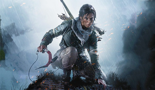 Shadow Of The Tomb Raider ps4 xbox one pc
