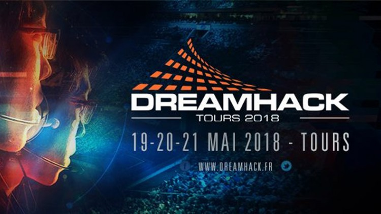 dreamhack, tours, esport, mai 2018,