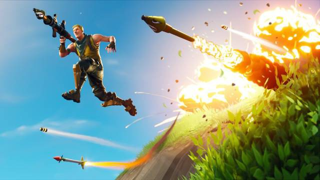 Fortnite Battle Royale mobile android ios
