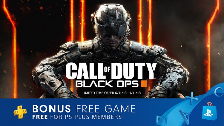 Call Of Duty Black ops 3 gratuit