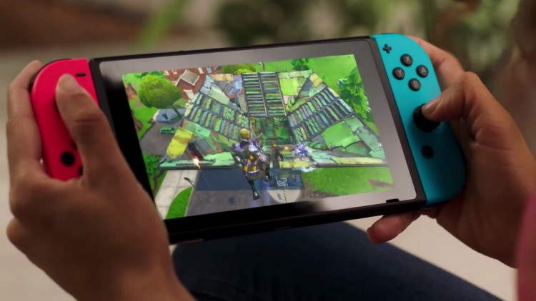 fortnite switch sortie