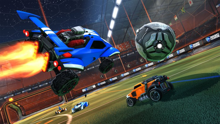 Rocket League gratuit PC Xbox One