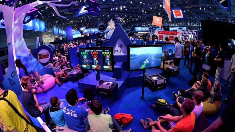 Gamescom plus grand salon de jeux vidéo Europe