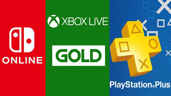 Nintendo Switch, Xbox One et PS4 online payant gratuit