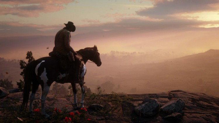 Red Dead Redemption 2 trailer lancement