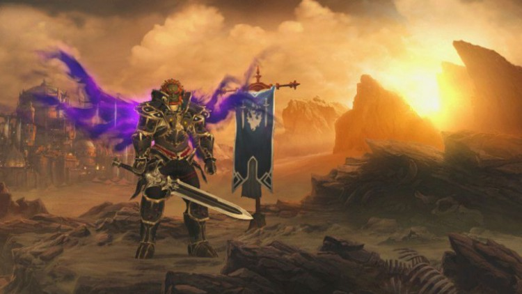 Test Diablo 3 Switch
