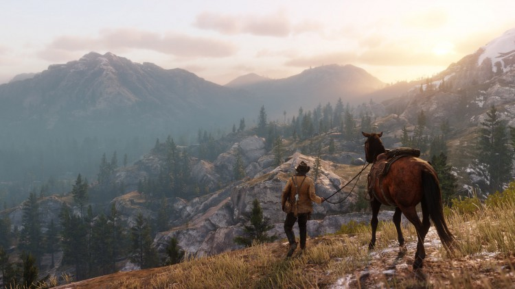 Top ventes France Semaine 48 Red Dead Redemption 2