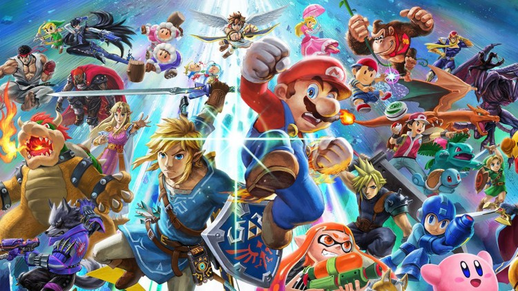 test super smash bros ultimate nintendo switch