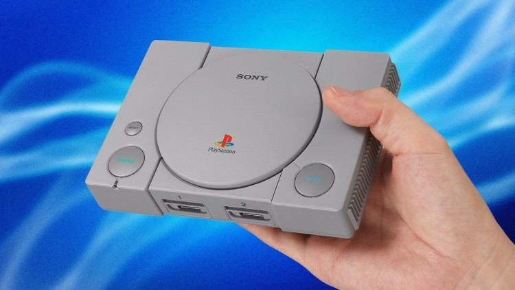 PlayStation Classic Top