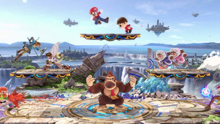 Top ventes France Semaine 1 2019 Super Smash Bros. Ultimate