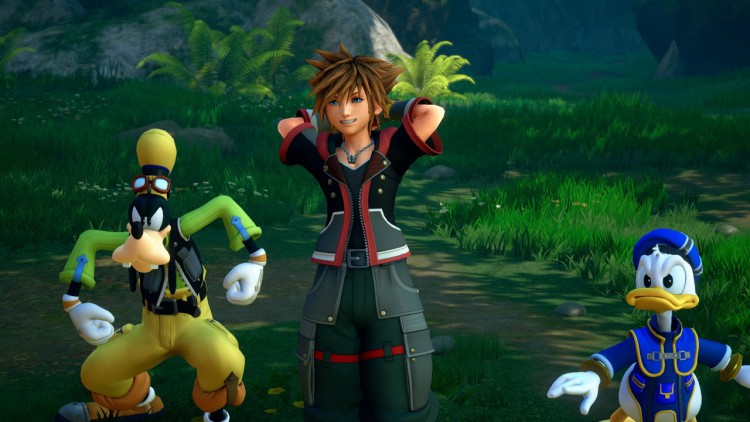 Kingdom Hearts 3 video gameplay impressions