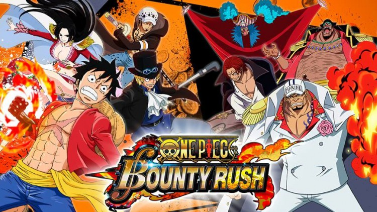 One Piece Bounty Rush dispo ios android 2019