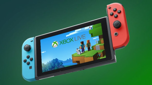 Xbox Live sur Switch